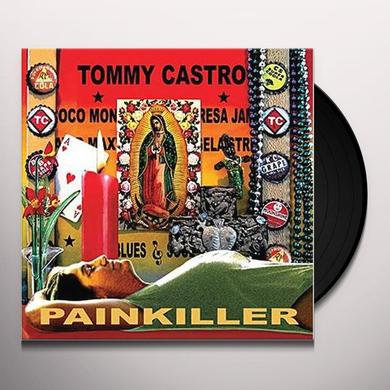 Tommy Castro PAINKILLER Vinyl Record