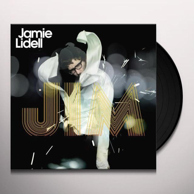 Jamie Lidell JIM Vinyl Record