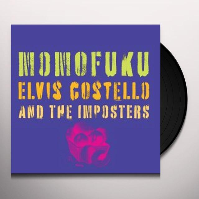 Elvis Costello & Imposters MOMOFUKU Vinyl Record