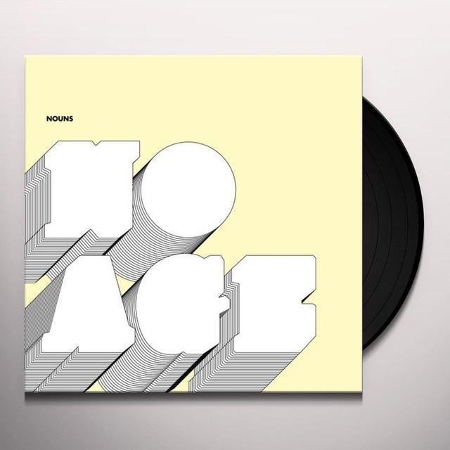 No Age NOUNS Vinyl Record