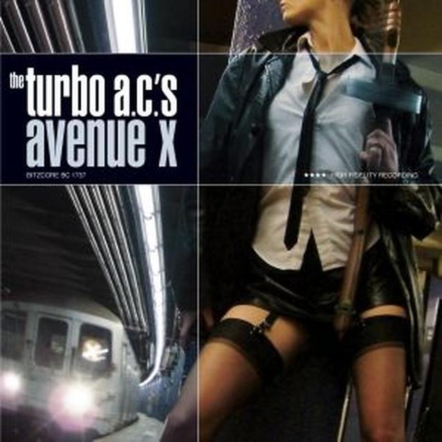 Turbo Ac's AVENUE X Vinyl Record