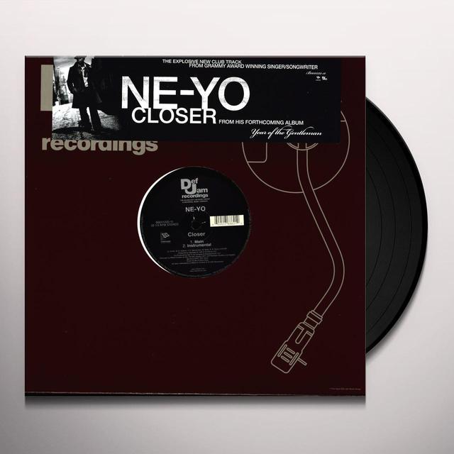 Ne-Yo CLOSER (X2) (Vinyl)