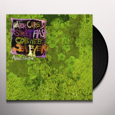 Animal Collective WATER CURSES (EP) Vinyl Record
