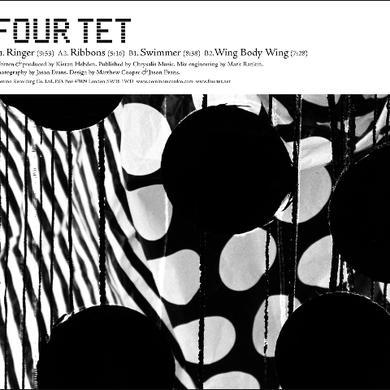 Four Tet RINGER Vinyl Record