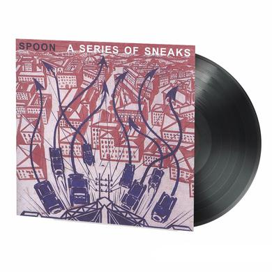 Spoon SERIES OF SNEAKS Vinyl Record
