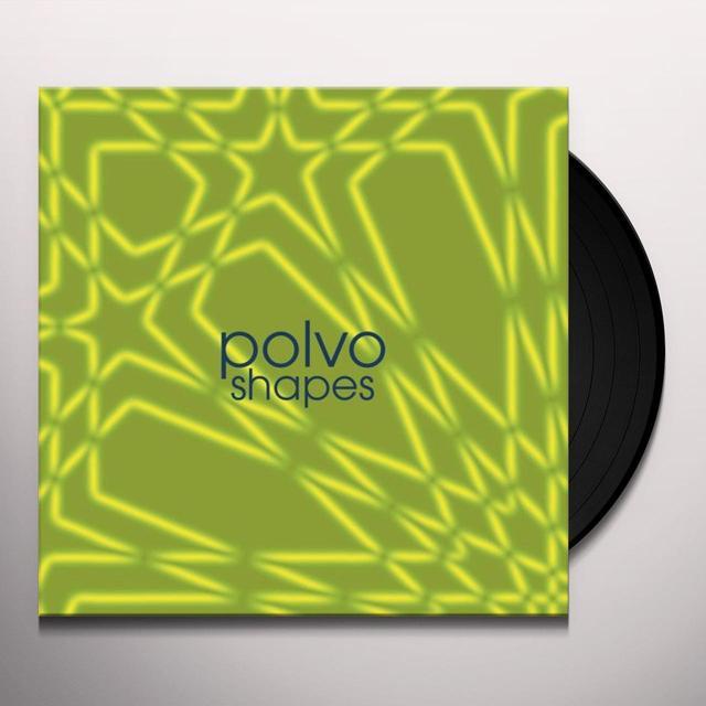 Polvo SHAPES Vinyl Record - Reissue