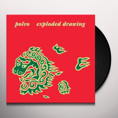 Polvo EXPLODED DRAWING Vinyl Record - Reissue