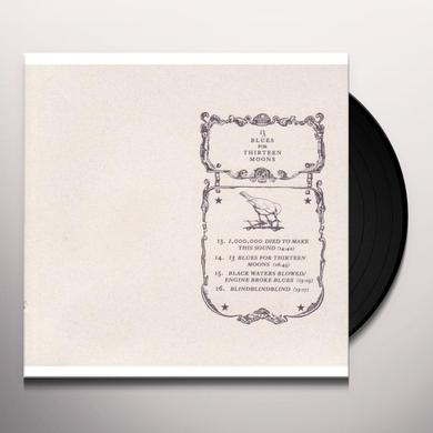Silver Mt Zion 13 BLUES FOR THIRTEEN MOONS Vinyl Record