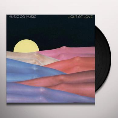 Music Go Music LIGHT OF LOVE Vinyl Record