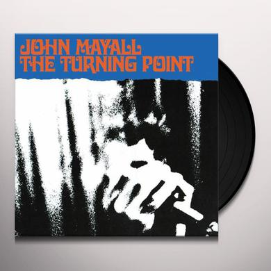 John Mayall TURNING POINT Vinyl Record
