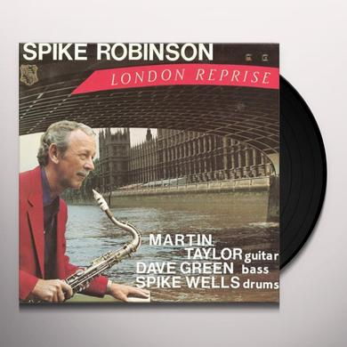 Spike Robinson LONDON REPRISE Vinyl Record