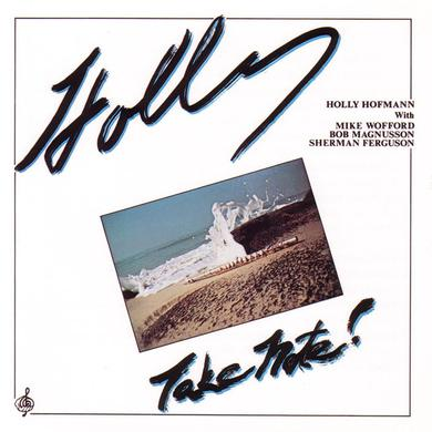 Holly Hofmann TAKE NOTE Vinyl Record