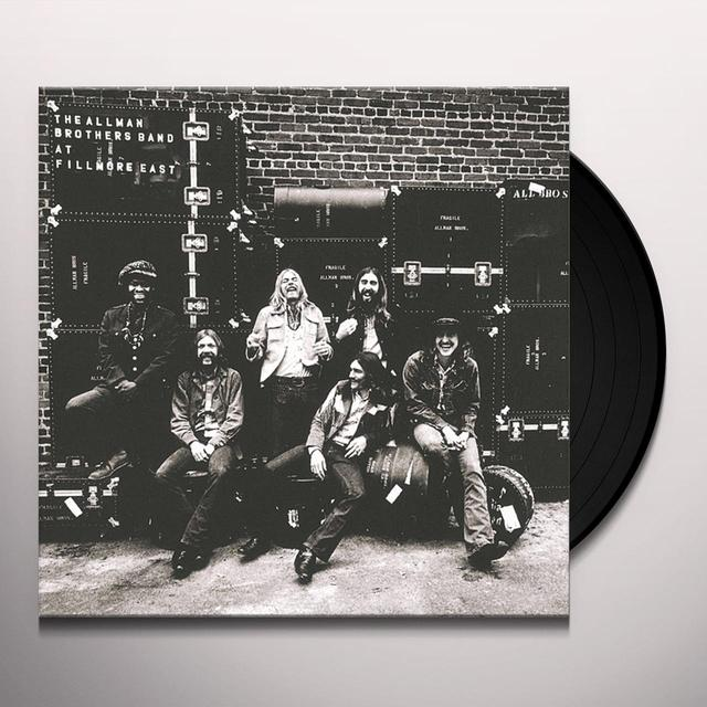 The Allman Brothers Band  FILLMORE EAST Vinyl Record