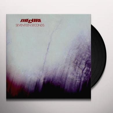 Cure SEVENTEEN SECONDS Vinyl Record