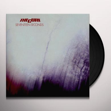 Cure SEVENTEEN SECONDS Vinyl Record