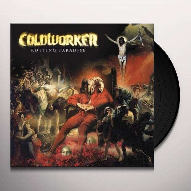 Coldworker ROTTING PARADISE Vinyl Record