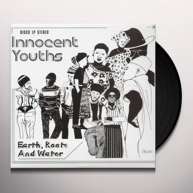Earth Roots & Water INNOCENT YOUTHS (Vinyl)