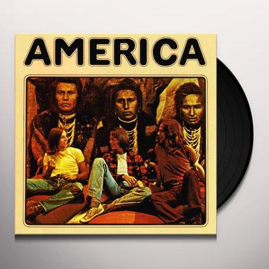 AMERICA Vinyl Record - 180 Gram Pressing