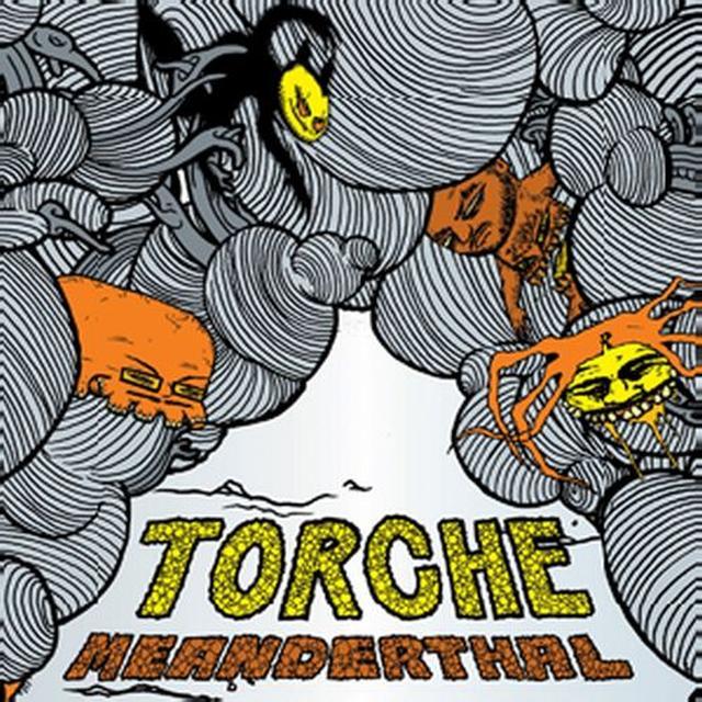 Torche MEANDERTHAL Vinyl Record