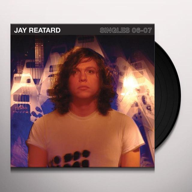 Jay Reatard SINGLES 06-07 Vinyl Record - Remastered