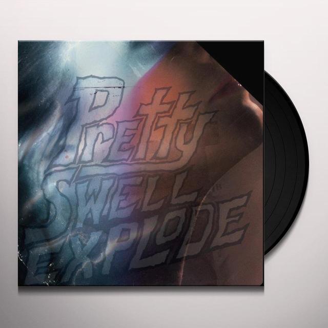 Odd Nosdam PRETTY SWELL EXPLODE Vinyl Record