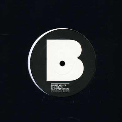 Thomas Muller RIDE ON Vinyl Record