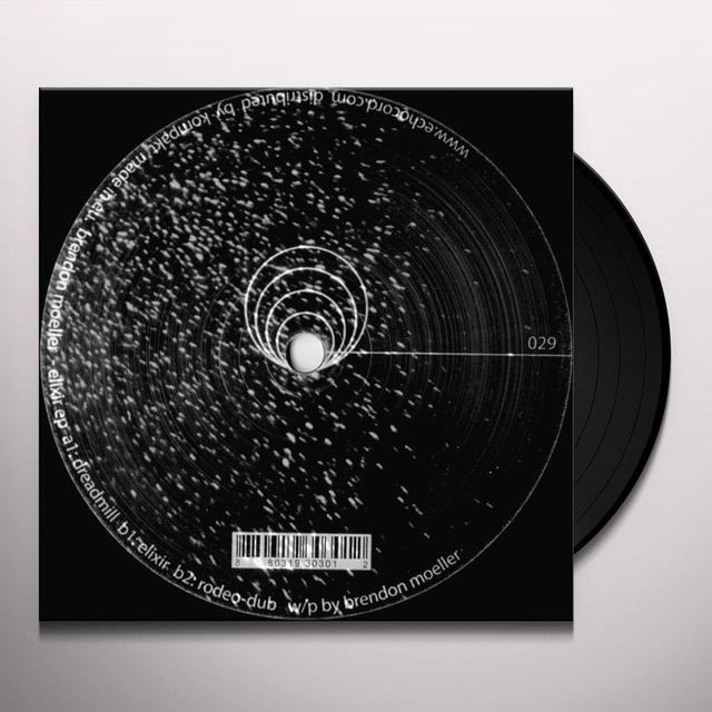 Brendon Moeller ELIXIR (EP) Vinyl Record