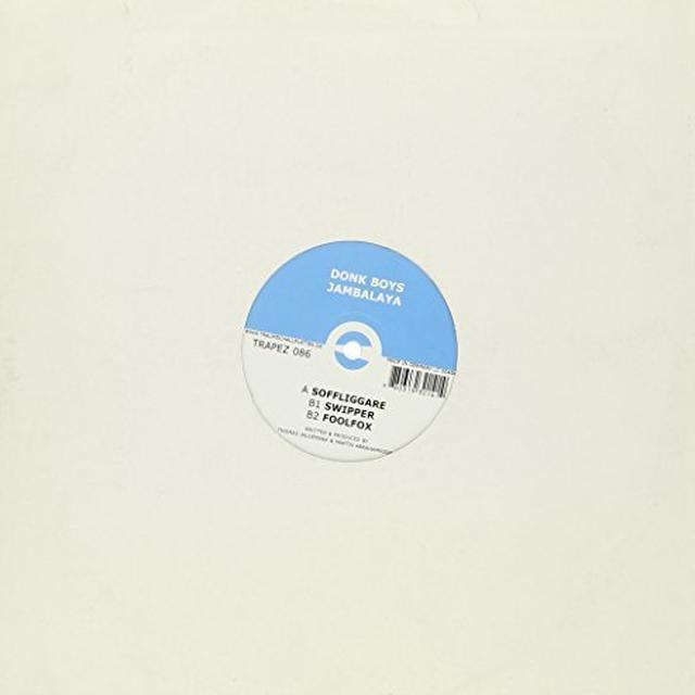Donk Boys JAMBALAYA (EP) Vinyl Record