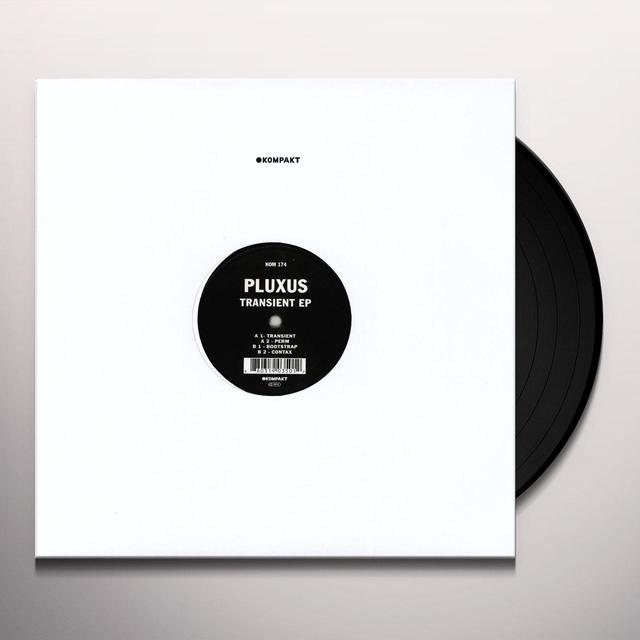 Pluxus SOLID STATE (EP) Vinyl Record