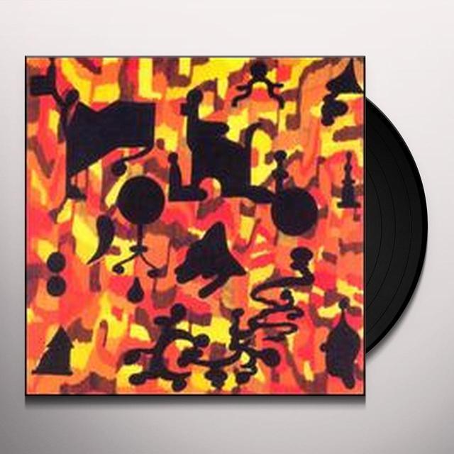 Dan Friel GHOST TOWN Vinyl Record