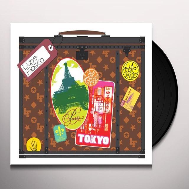 Lupe Fiasco PARIS TOKYO (Vinyl)