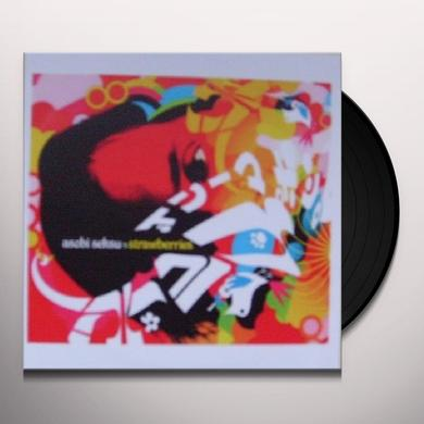 Asobi Seksu STRAWBERRIES (Vinyl)