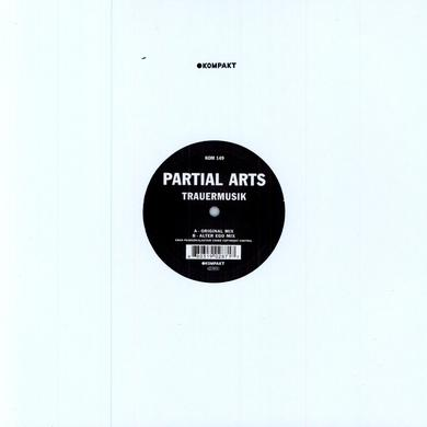 Partial Arts TRAUERMUSIK Vinyl Record