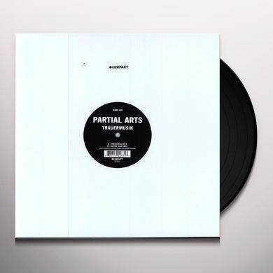 Partial Arts TRAUERMUSIK (EP) Vinyl Record