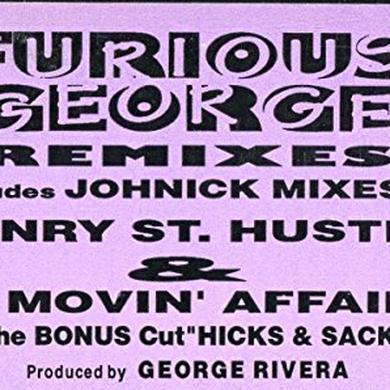 Georges Leningrad SUPA DOOPA REMIX Vinyl Record