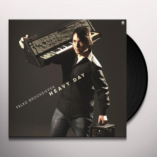 Falko Brocksieper HEAVY DAY Vinyl Record