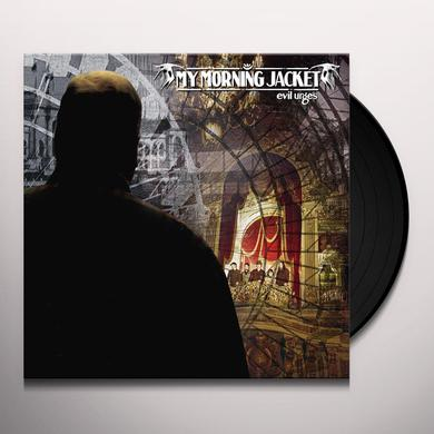 My Morning Jacket EVIL URGES Vinyl Record