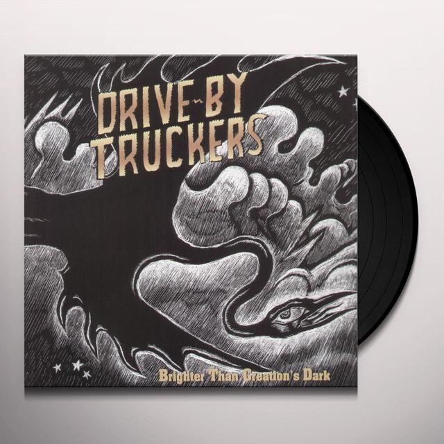 Drive-By Truckers BRIGHTER THAN CREATIONS DARK Vinyl Record