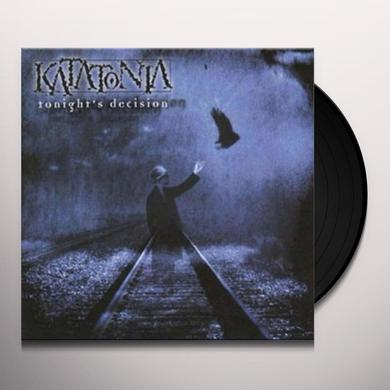 Katatonia TONIGHT'S DECISION Vinyl Record