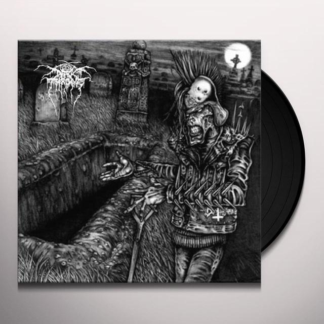 Darkthrone FOAD Vinyl Record