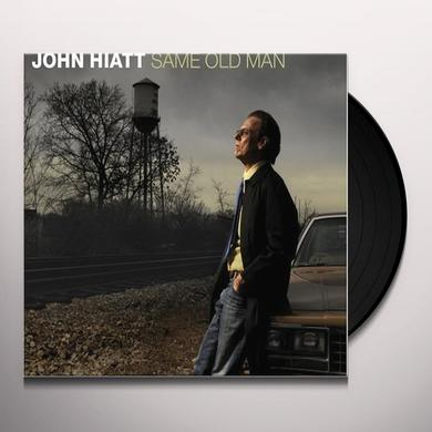 John Hiatt SAME OLD MAN Vinyl Record
