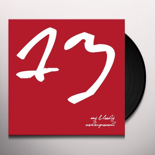 Brian Jonestown Underground MY BLOODY UNDERGROUND Vinyl Record
