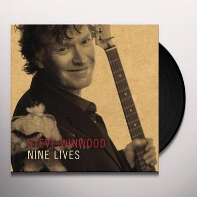 Steve Winwood NINE LIVES (Vinyl)