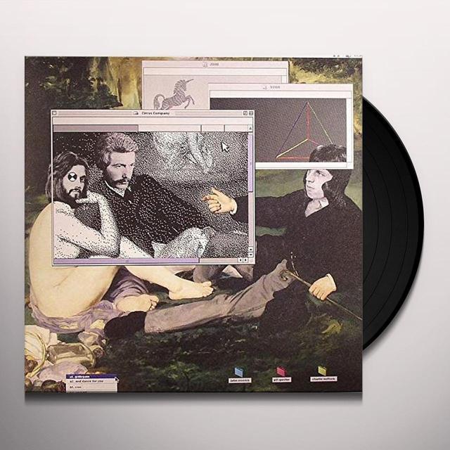 Antislash WE ARE THE COPY & PASTE Vinyl Record