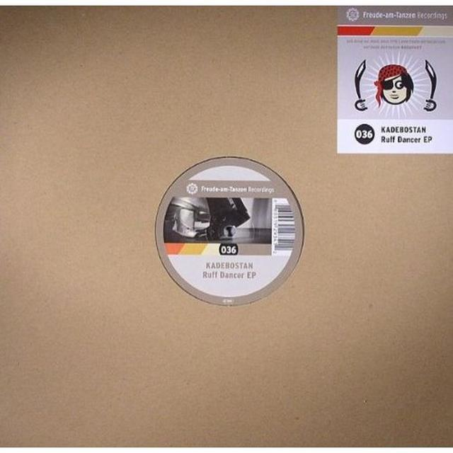 Kadebostan RUFF DANCER Vinyl Record