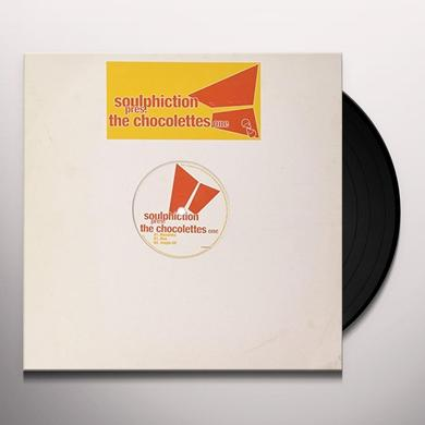 Soulphiction CHOCOLETTES ONE (EP) Vinyl Record