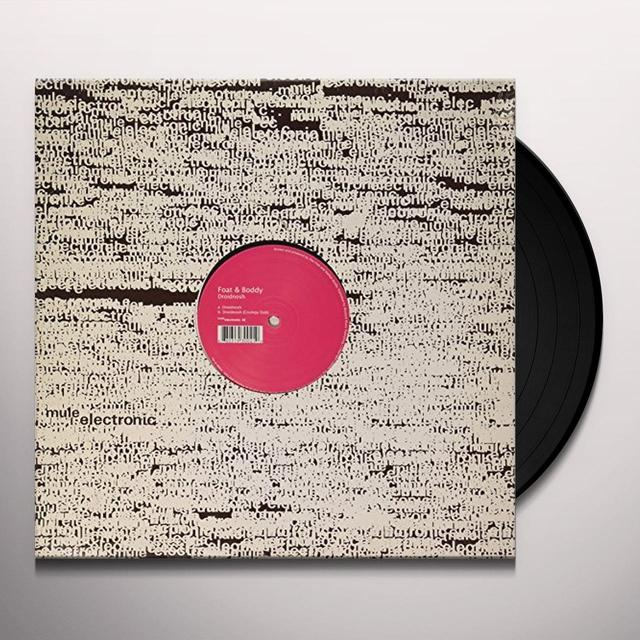 Foat & Boddy DROIDNOSH Vinyl Record
