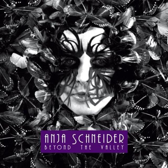 Anja Schneider BEYOND THE VALLEY Vinyl Record