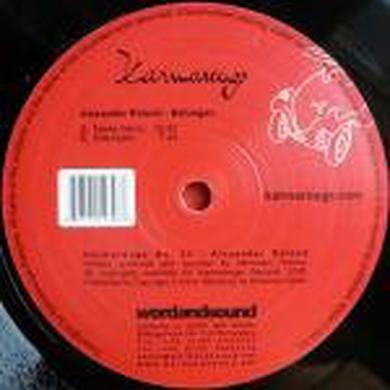 Alexander Roland BALUNGAN Vinyl Record