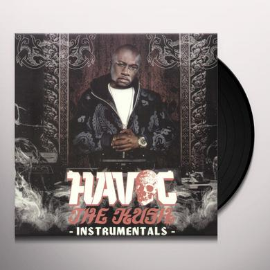 Havoc KUSH: INSTRUMENTALS Vinyl Record